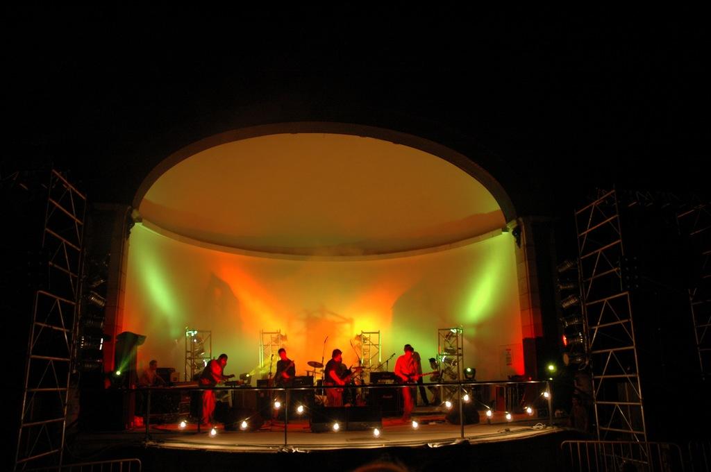 Contrabando - Noites ritual rock 2006 | mementōs