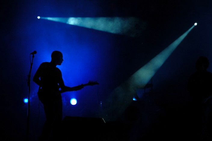 Submarine - Noites ritual rock 2006 | mementōs