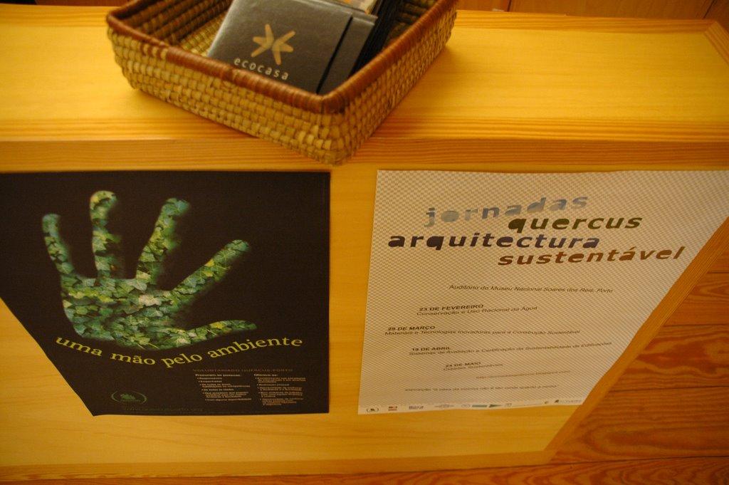 Jornadas quercus arquitectura sustentável | mementōs