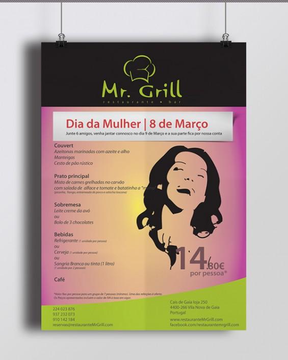 Poster Dia da Mulher