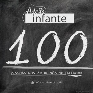1204 Adega Infante | 100likes post