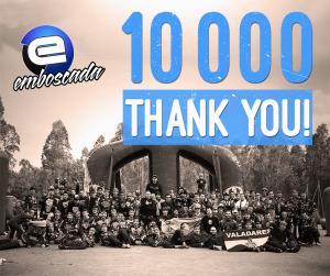 1409 Emboscada  10 000likes post