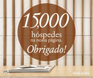 1412 Hotel Minho | 15 000likes post