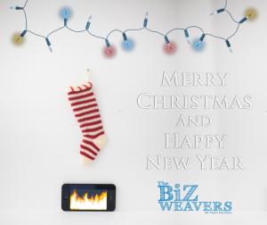 1412 The BiZ Weavers | Natal post