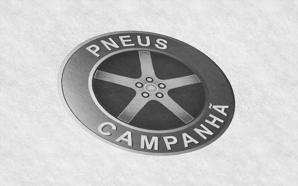 Pneus Campanhã logótipo