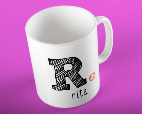 caneca Rita