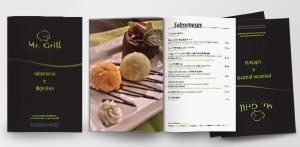 Ementa Sobremesa/Cafeteria