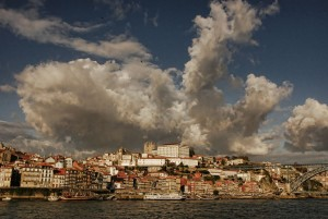 Porto - margem do rio Douro | mementōs