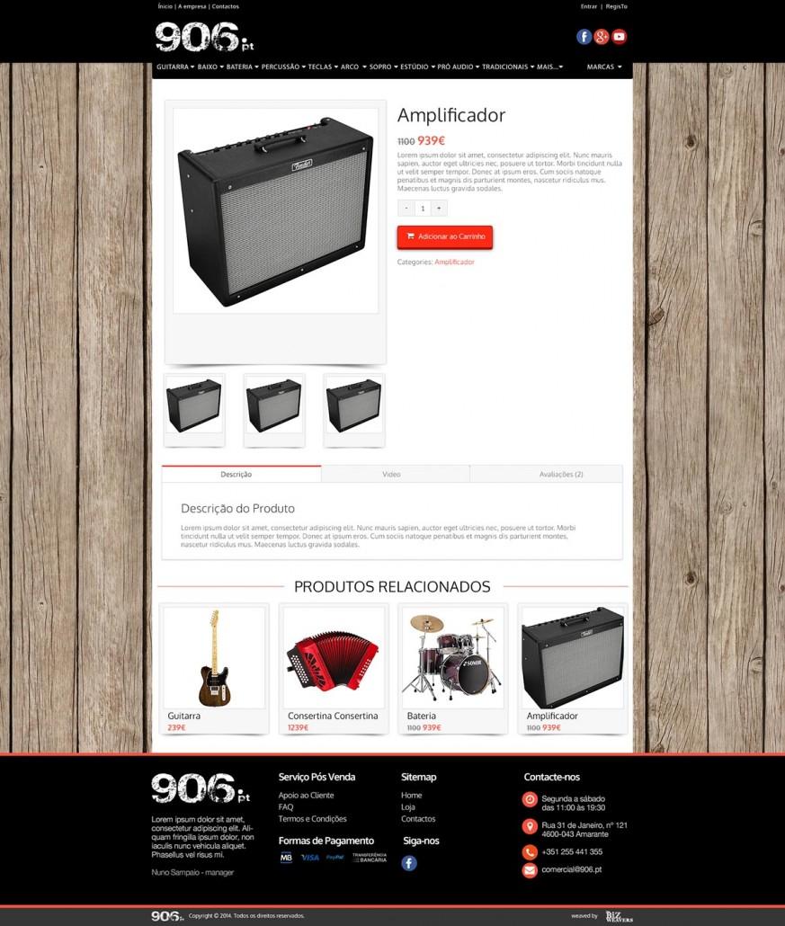 906.pt   Layout produto