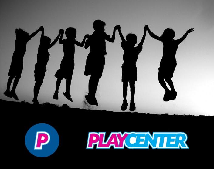 Playcenter logótipo