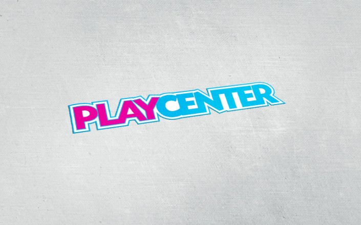 Playcenter logótipo