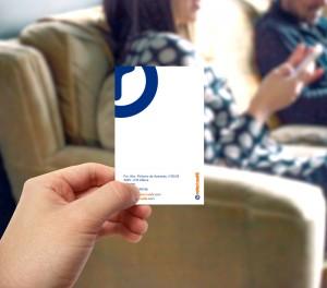 rotadosofá - cartão de visita | mementōs